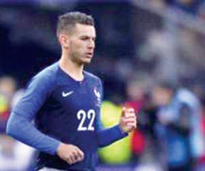 هرنانديز: هنري قلبه مع فرنسا وعقله لبلجيكا