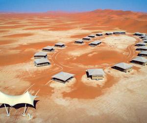 رحلات سفاري وفنادق بيئية بـ3 محميات سعودية