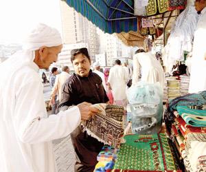 300 % ارتفاع مبيعات أسواق مكة الرمضانية