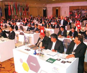 تعليق اجتماع عمومية الاتحاد الآسيوي
