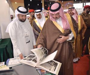 84 دار نشر في معرض جامعة الملك خالد