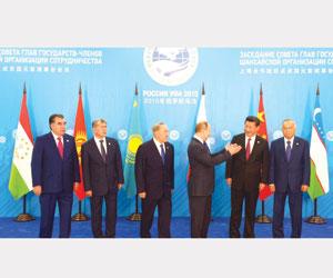 روسيا تدعم انضمام  إيران لمنظمة شنغهاي
