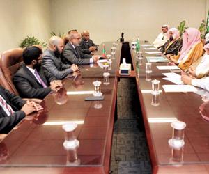 تفعيل التعاون بين الشؤون الإسلامية والمالديف