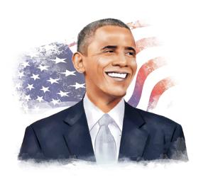 64 ألف ريال شهريا راتب أوباما بعد مغادرته البيت ال