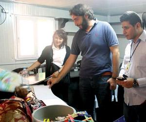 180 طنا مساعدات إغاثية سعودية لألبانيا