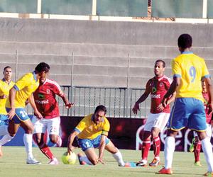 الإسماعيلي يطلب المشاركة في دوري العرب