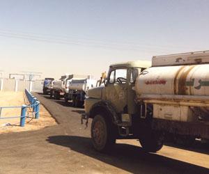 أهالي خباش: نعاني شح المياه و