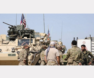 انسحاب القوات الأميركية يعقد الحلول السياسية في سو