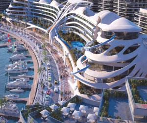 300 مليون ريال تكلفة منتجع ليان في البحرين