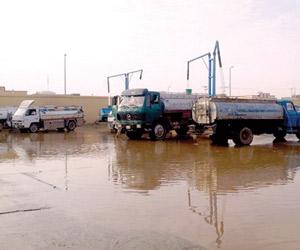 شرورة.. ارتفاع أسعار المياه