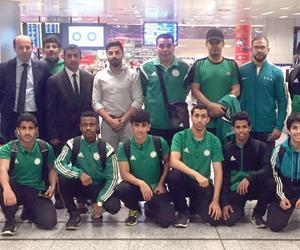 13 لاعبا يمثلون أخضر الكاراتيه ببطولة تركيا