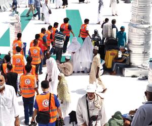 الهلال الأحمر يباشر 27 ألف حالة منذ بداية رمضان