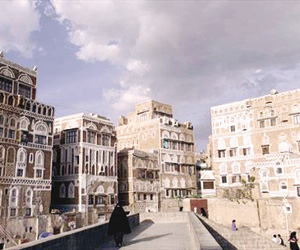 يمنيون يحتجون على العنف بـ