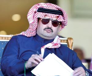 تركي بن طلال: أهالي عسير بالهمة يصلون القمة