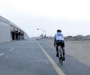 هاو يثير تداعيات حادثة دراجات اليرموك
