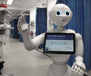 7 مستشفيات حكومية تستعين بالروبوتات
