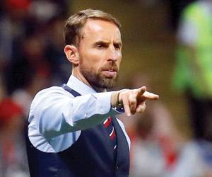 مدرب إنجلترا: ضللنا الطريق بعد التعادل