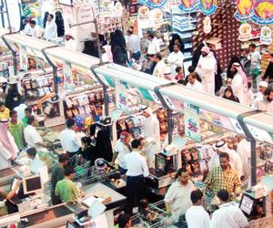 مواقع إلكترونية تنافس الهايبر ماركت قبل رمضان