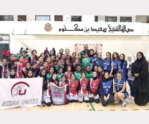 4 فرق نسائية تشارك بمبادرة التبادل الرياضي