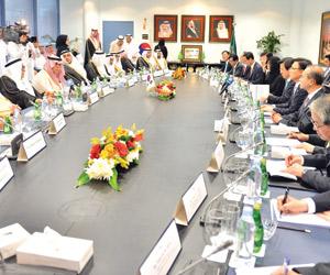 47 مليار دولار حجم التبادل التجاري السعودي الكوري