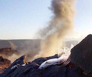 تفجير كهف يسقط  13 قناصا حوثيا