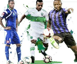زيادة المحترفين تعيد الأفارقة للملاعب السعودية