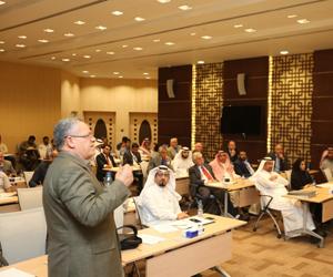 الربط الكهربائي الخليجي مركزا للمعلومات في مجال ال