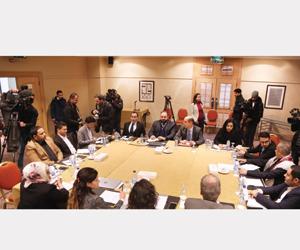 مفاوضات عمّان تبحث تبادل الأسرى عبر صنعاء وسيئون