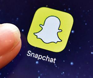 snapchat تضيف ميزة حذف الرسائل