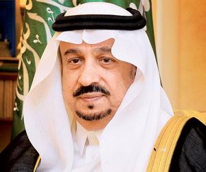 أمير الرياض يرعى تخريج طلاب جامعتي الفيصل وسعود