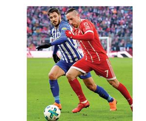 البايرن يخشى الخروج المبكر من كأس ألمانيا