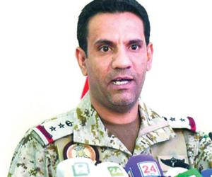 التحالف: الصمّاد متورط في تهديد السعودية والملاحة