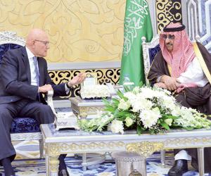 سلام من جدة: لن ننسى فضل ومواقف المملكة