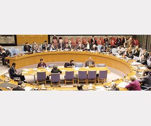 السعودية لمجلس الأمن: سنتخذ إجراءات ضد الإرهاب الإ