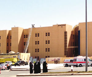 حريق جامعة نورة إنقاذ 9 محتجزات وإصابة 29 طالبة جريدة الوطن