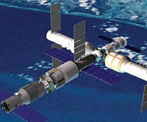 اصطدام المحطة الفضائية الصينية بالأرض خلال أيام