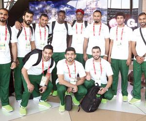 القبضة السعودية تستعد لمواجهة بطل إفريقيا