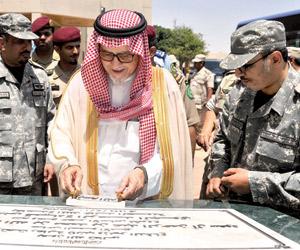 نائب وزير الدفاع: سنعمل بإخلاص لما يخدم القوات الم