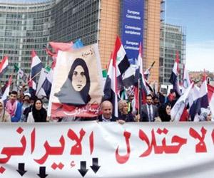 تكتيكات جديدة في مظاهرات الأحواز ضد النظام الإيران