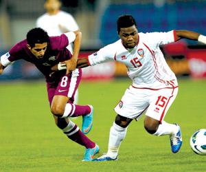 قطر والإمارات.. مواجهة كسر عظم