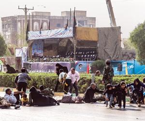 جهات إيرانية تتهم نظام الملالي بتدبير هجوم الأحواز