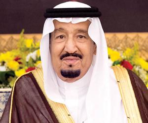 خادم الحرمين يأمر باستضافة 1000 حاج من ذوي شهداء ف