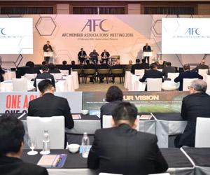 الاتحادات الآسيوية تدعم إصلاحات الفيفا