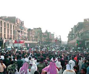 المعارضة الإيرانية: قمع المتظاهرين يعجل بنهاية الم