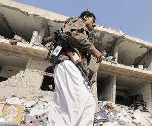 خروقات الحوثي تسبق اجتماعات مراقبة الهدنة بالحديدة