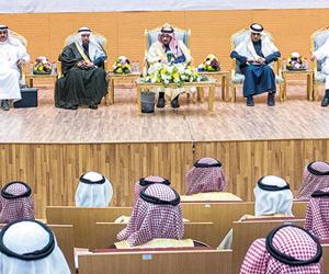 ندوة تستعرض تاريخ الملك سعود وإنجازاته