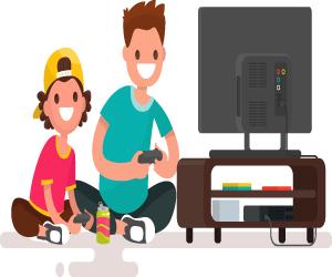 24 دراسة تثبت تأثير ألعاب الفيديو على زيادة العنف