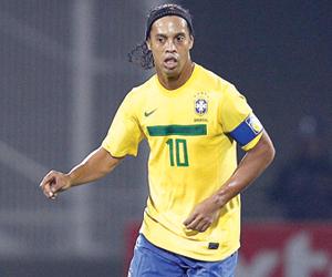 الساحر البرازيلي يتوقف عن الركض