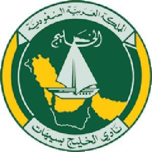 يد الخليج تمثل السعودية في