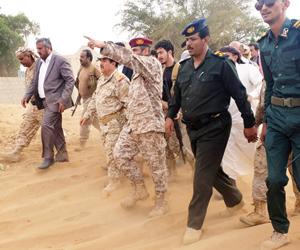 الحجوري: الميليشيات قوضت المؤسسات الأمنية بحجة
